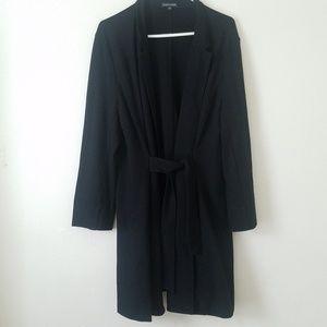 NWOT Eileen Fisher Open Wrap Cardigan
